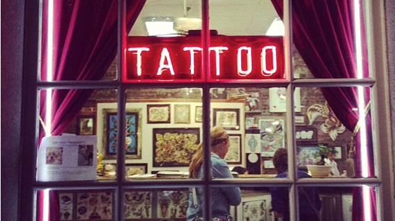 downtown tattoos nola new orleans finest tattooers and